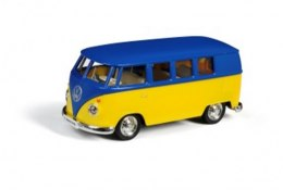 Pojazd RMZ Volkswagen Samba Bus (Matte Blue with Yellow)