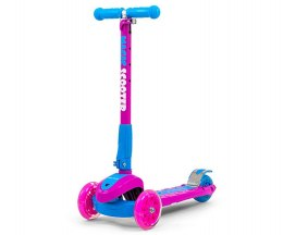 Milly Mally Milly Mally Scooter Magic Pink-Blue